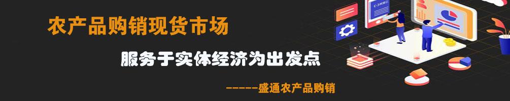 陕西九龙农产品行情分析